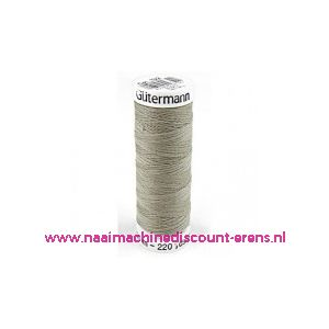 001874 / Gutermann naaigaren 132 (grijs beige)
