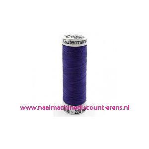001885 / Gutermann naaigaren 218 (paars/blauw)