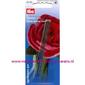 002150 / Viltnaalden Grof Prym art. nr. 131151
