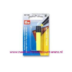 002174 / Navulling voor aqua lijmmarkeerstift prym art. nr. 987186