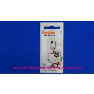 002276 / Hello Kitty Zwart - Wit