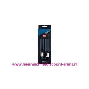 002286 / Bretels Sport blauw-grijs gestreept prym art. nr. 944554