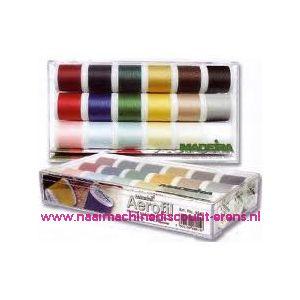 002288 / Madeira Gift Box Rayon 18 x 200 M