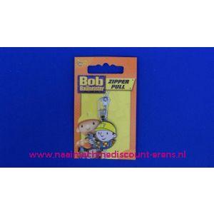 002394 / BOB de BOUWER zipper pull