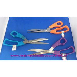 002474 / Quality Stoffen- / Huishoudschaar Discount 240 Mm
