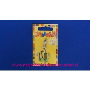 002502 / JANOSCH zipper pull