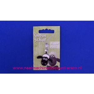 002507 / SCHAUN das SCHAF zipper pull