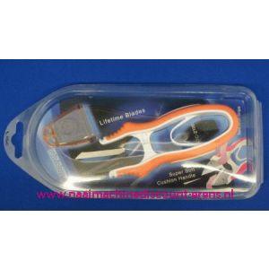 002543 / Eenoogschaar ergonomics LUXE ANCHOR ORANJE