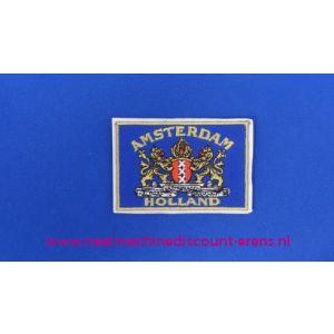002764 / Amsterdam - Holland blauw