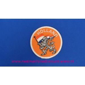 002785 / Holland Oranje Leeuw Rond
