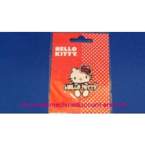 002804 / Hello Kitty Rose Strik Klein