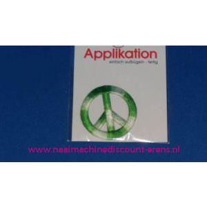 002828 / Peace Teken Groen