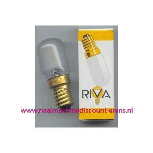 002935 / RIVA Schroefdraad E14 - 15 Watt