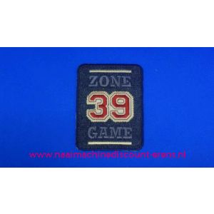 003037 / Zone Game 39 Jeans