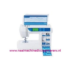 Elna Experience 660 + FREE GIFT + 5 Jaar garantie / 003098