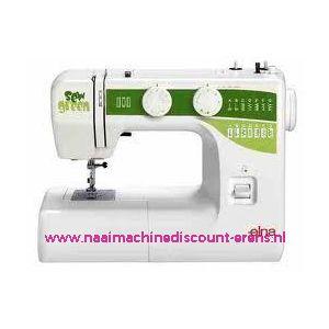 Elna Sew Green + 5 Jaar garantie / 003113