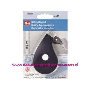 Ergonomisch rolcentimeter 150 Cm Prym art. nr. 282700