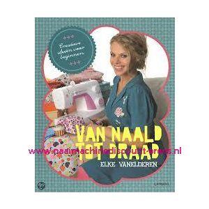 """003445 / Van Naald tot Draad """"Elke Vanelderen"""""""