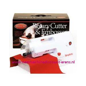 003453 / Simplicity Rotary Cutting Deluxe