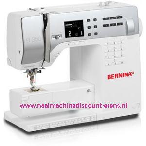 Bernina 350 PE + FREE GIFT + 5 Jaar garantie / 000890