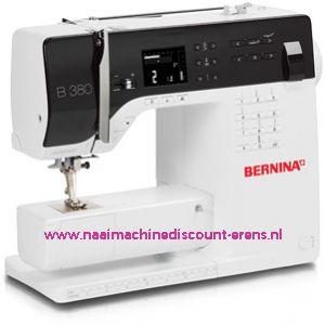Bernina 380 + FREE GIFT + 5 Jaar garantie / 000891