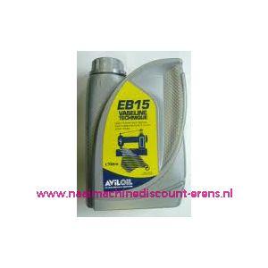 009294 / Vaseline voor oliebad EB 15 - 1 LITER