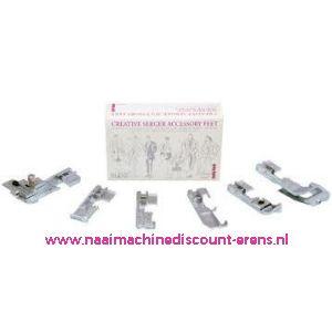 Babylock Accessoires Set Compleet A-6EU / 009558