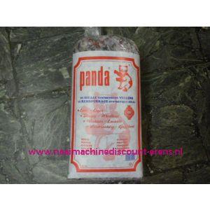 009572 / Kussenvulling Panda 1 Kilo Grijs Grof