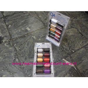 009632 / QA Thread 10 garenconen x 1000 M Basics Colour Pack