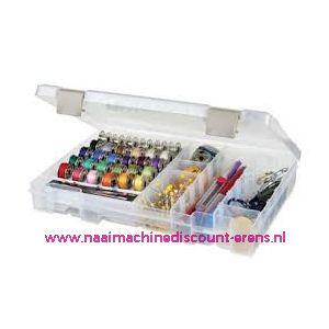 009782 / Naaidoos met Spoelendoos combi. Artbin 6911 AB