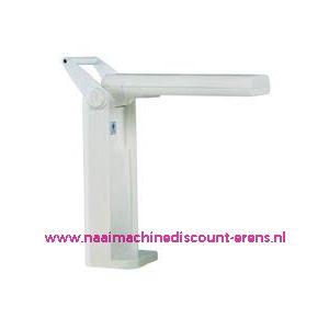 "009787 / ReStyle Portable daglichtlamp draaibare kap ""Wit"""