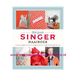 009830 / Het Grote Singer Naaiboek