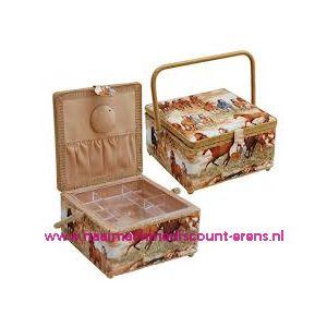 009839 / Naaibox Paarden M prym art. nr. 612225