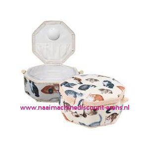 009841 / Naaibox Katten M prym art. nr. 612226