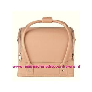 009894 / Leatherlook tas Beige prym art. nr. 612811
