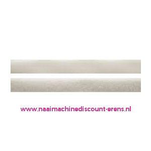 009948 / Klittenband 5 Cm kleur wit voor te naaien