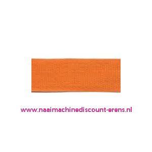 009980 / Klittenband 2 Cm kleur oranje voor te naaien
